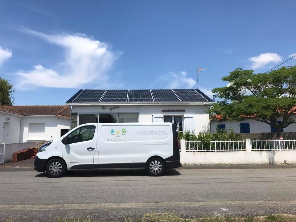 Plomberie photovoltaïque Nantes