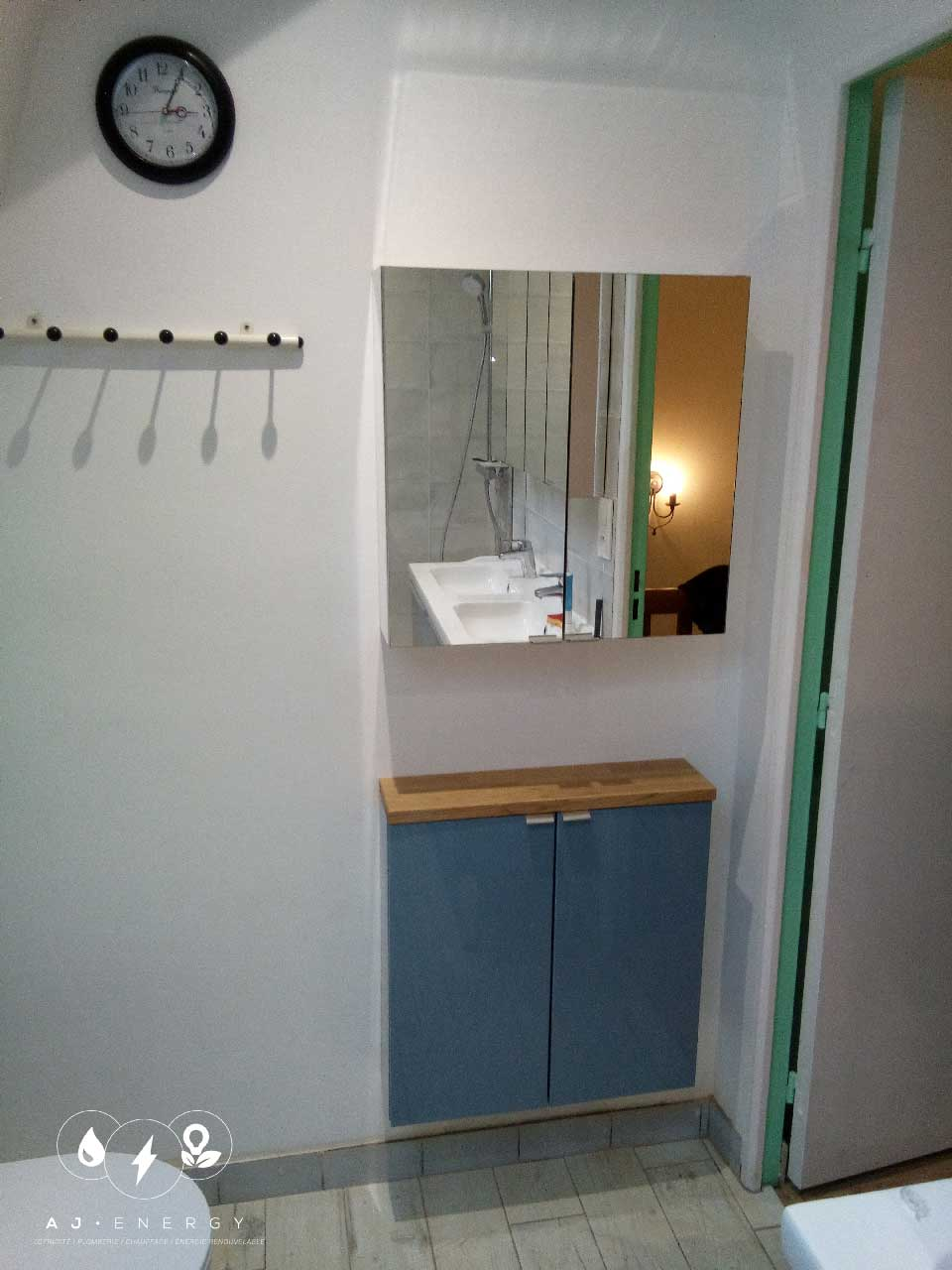 salle de bain aj energy